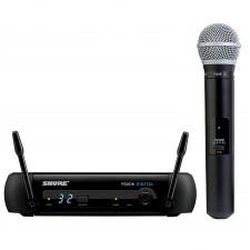 Shure Wireless PGX Series Handheld Microphone Kit