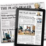 RentAProjector.com Featured in the Plain Dealer Newspaper in Cleveland, Ohio